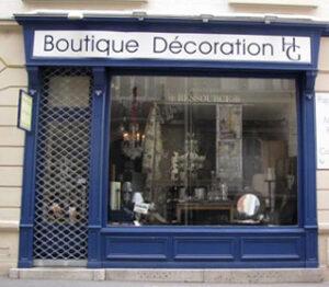 décoration - antiquaire