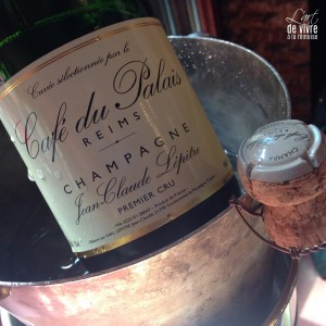 Le café du Palais - Champagne - reims