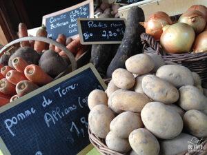 marché de producteurs de Reims