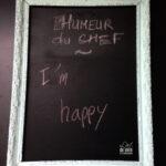 le saviez vous ? il y a un chef aux cuisines de la Carto