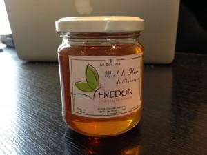 miel de ville par la FREDON CA