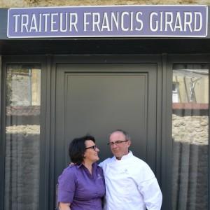 Nathalie et Francis, Girard Traiteur