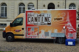 Cantine street, food truck