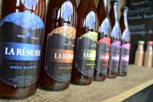Bières La rémoise, une gamme vaste pour tous les goûts.