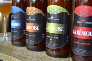La gamme de Bières la rémoise