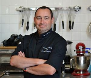 Gerald, chef des ateliers cuisine ZODIO