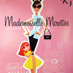 Mademoiselle Mirettes, opticien à Reims