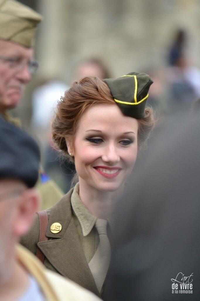 8 mai 1945 - le sourire de Reims