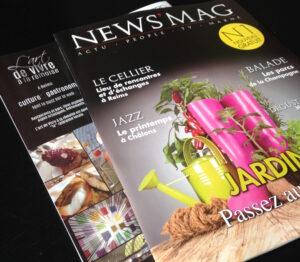 Newsmag magazine marne