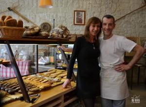 Melinda et David Lefebvre, la boite à Pains, Reims