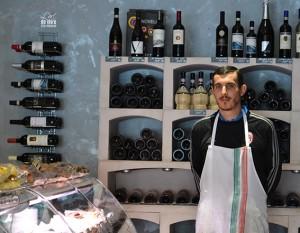 Romain Turchi, Il fanano