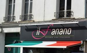 Il fanano, l'épicerie fine italienne de la place du forum